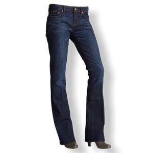 Buffalo David Bitton Fendi Flare Dark Wash Jeans
